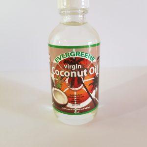 60 ml Cold pressed virgin coconut oil