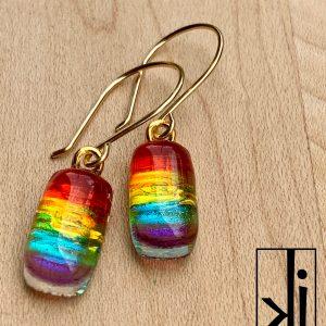 Rainbow dangle