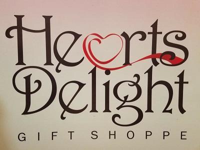 Hearts Delight Gift Shoppe