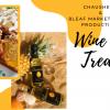 ! 100% Fruit Wine and Treats Combo!