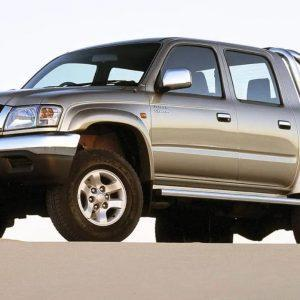 Clutch Disc is applicable to this model HILUX with 3.0L Turbo Diesel Engine(1KZ Engine)