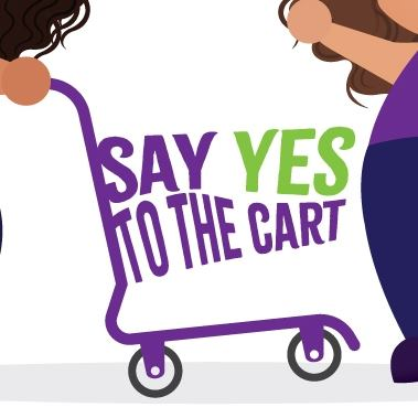 Say YES to the Cart